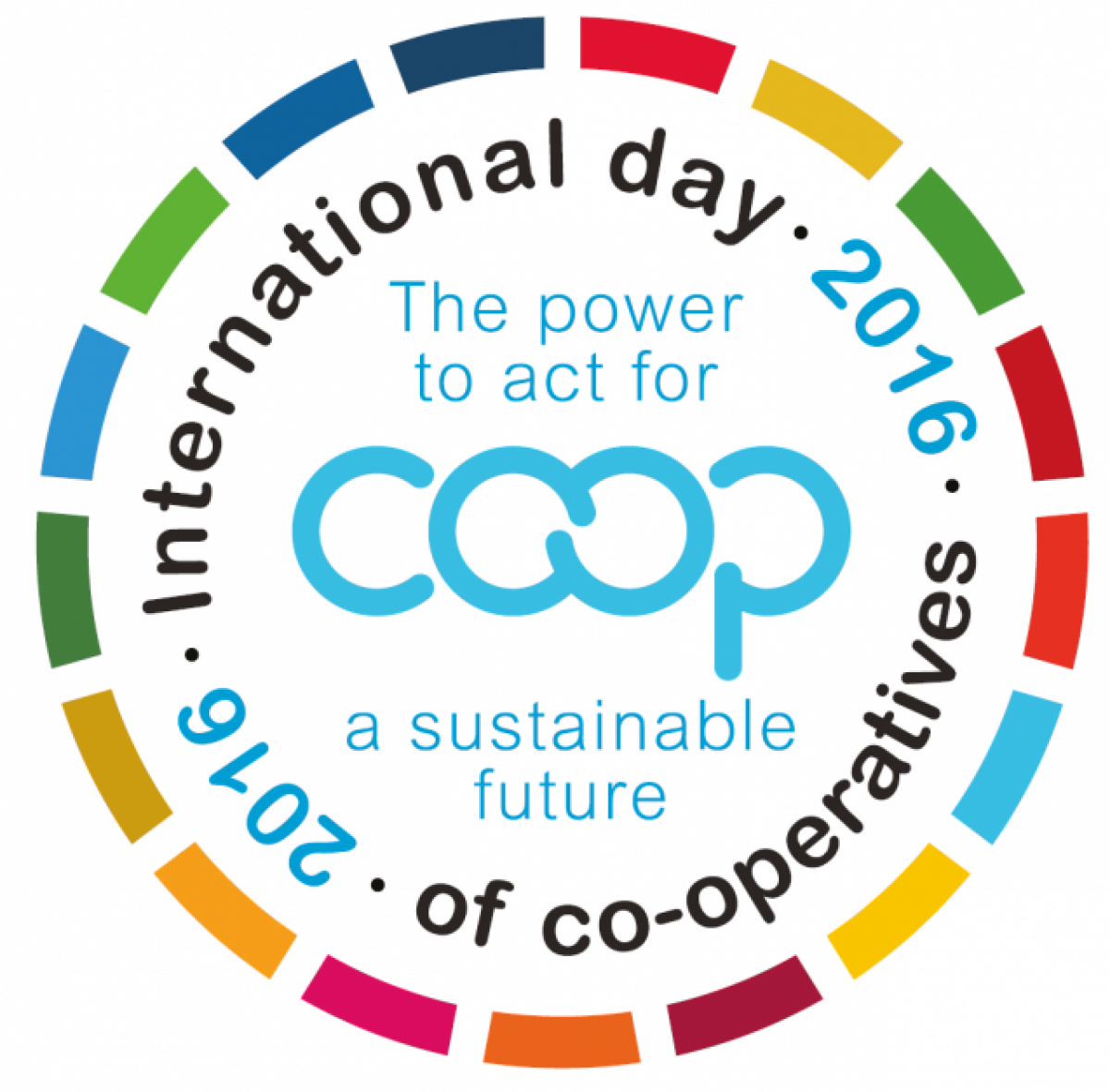 2016 International Day of Co-operatives